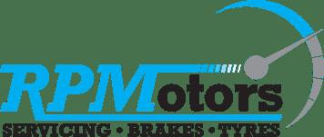 RP Motors  Logo